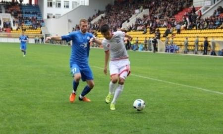 Отчет о матче Премьер-Лиги «Актобе» — «Иртыш» 1:1