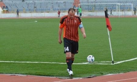 Отчет о матче Премьер-Лиги «Акжайык» — «Шахтер» 0:1