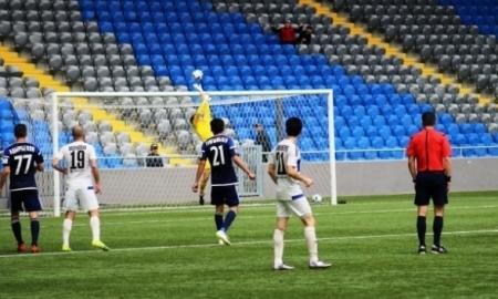 Отчет о матче Премьер-Лиги «Окжетпес» — «Ордабасы» 2:0