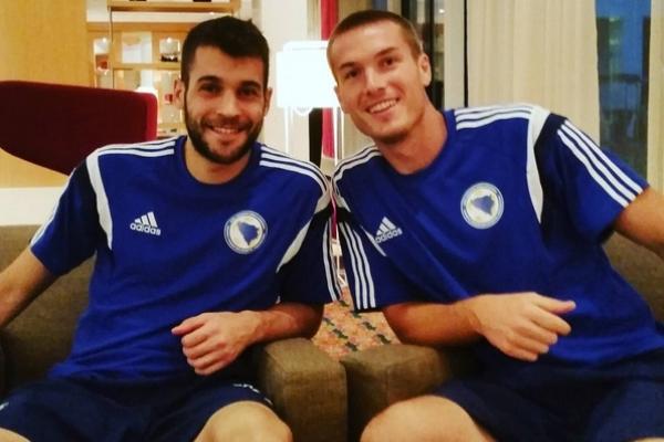 Аничи дебютировал в сборной Боснии и Герцеговины