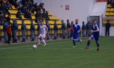 Отчет о матче Премьер-Лиги «Актобе» — «Окжетпес» 1:0