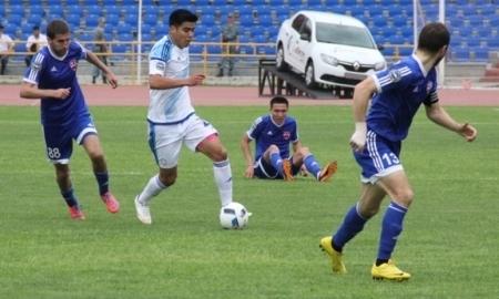 Отчет о матче Премьер-Лиги «Ордабасы» — «Акжайык» 1:0