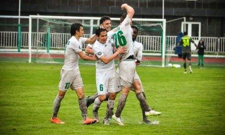 Отчет о матче Премьер-Лиги «Атырау» — «Ордабасы» 2:2