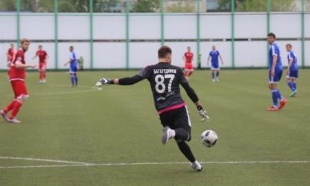 Отчет о матче Премьер-Лиги «Акжайык» — «Актобе» 0:0