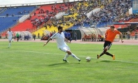 Отчет о матче Премьер-Лиги «Ордабасы» — «Шахтер» 2:0