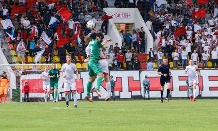Отчет о матче Премьер-Лиги «Актобе» — «Атырау» 1:0