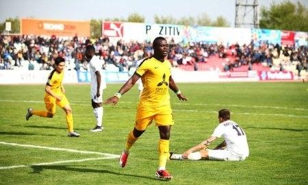 Отчет о матче Премьер-Лиги «Тобол» — «Кайрат» 1:2