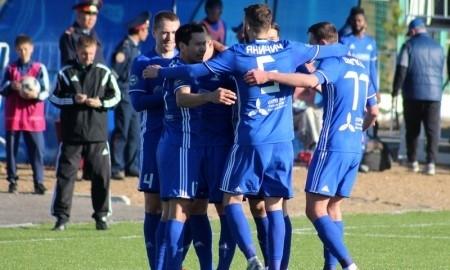 Отчет о матче Премьер-Лиги «Астана» — «Акжайык» 2:0