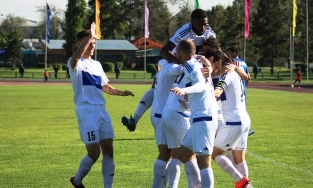 Отчет о матче Премьер-Лиги «Жетысу» — «Окжетпес» 1:4