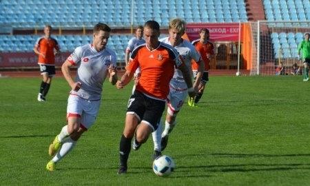 Отчет о матче Премьер-Лиги «Шахтер» — «Актобе» 0:2