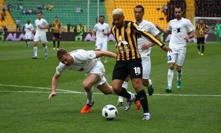 Отчет о матче Премьер-Лиги «Кайрат» — «Иртыш» 1:0