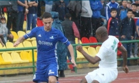 Отчет о матче Премьер-Лиги «Атырау» — «Астана» 1:0