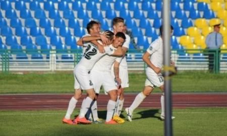 Отчет о матче Премьер-Лиги «Жетысу» — «Шахтер» 2:0