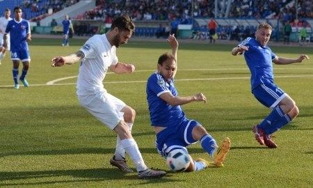 Отчет о матче Премьер-Лиги «Иртыш» — «Акжайык» 0:0