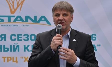 Валерий Тихоненко: «Сделаем все, чтобы создать боеспособную команду»