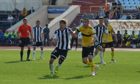 Отчет о матче Премьер-Лиги «Шахтер» — «Тобол» 1:0
