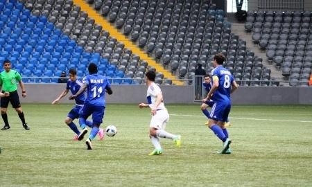 Отчет о матче Премьер-Лиги «Окжетпес» — «Тараз» 0:0