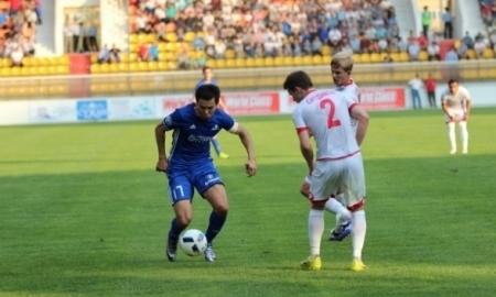 Отчет о матче Премьер-Лиги «Актобе» — «Астана» 0:1