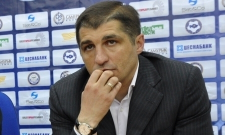 Тетрадзе может стать главным тренером «Тобола»