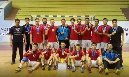 Шымкентский «Казыгурт» — чемпион Казахстана