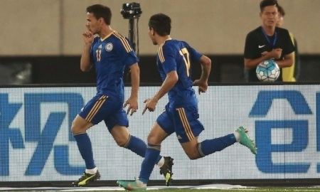 Китай — Казахстан 0:1. Победа имени Конысбаева