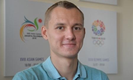 Павел Ильяшенко: «Главная цель — достойно представить Казахстан на Олимпиаде в Рио»