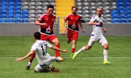 Отчет о матче Премьер-Лиги «Окжетпес» — «Акжайык» 4:2