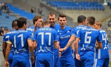 Отчет о матче Премьер-Лиги «Тараз» — «Астана» 0:2