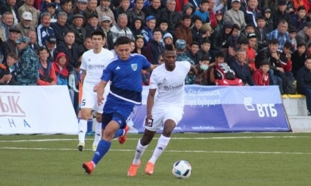 Отчет о матче Премьер-Лиги «Астана» — «Жетысу» 1:0