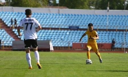 Отчет о матче Премьер-Лиги «Шахтер» — «Кайрат» 0:5