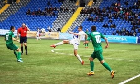 Отчет о матче Премьер-Лиги «Атырау» — «Окжетпес» 2:1