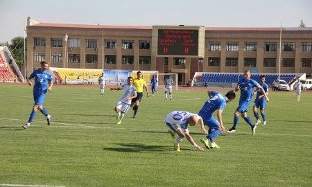 Отчет о матче Премьер-Лиги «Ордабасы» — «Иртыш» 2:0