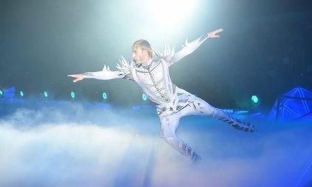 Олимпийский чемпион Плющенко выступит в Астане