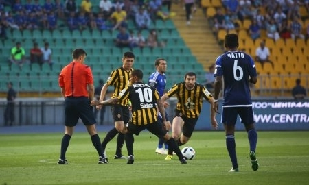 Отчет о матче Премьер-Лиги «Кайрат» — «Ордабасы» 2:2