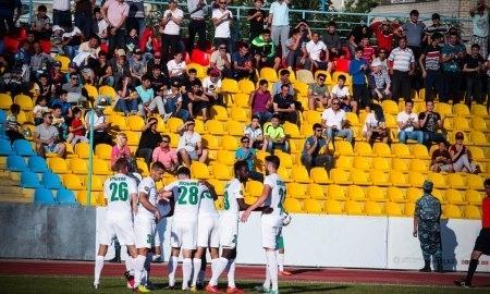 Отчет о матче Премьер-Лиги «Акжайык» — «Атырау» 0:4