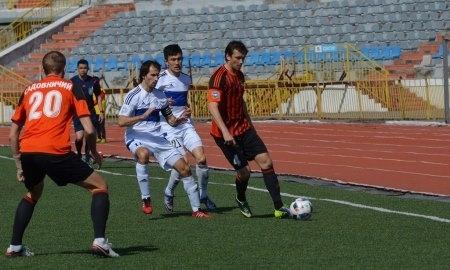 Отчет о матче Премьер-Лиги «Окжетпес» — «Шахтер» 3:0
