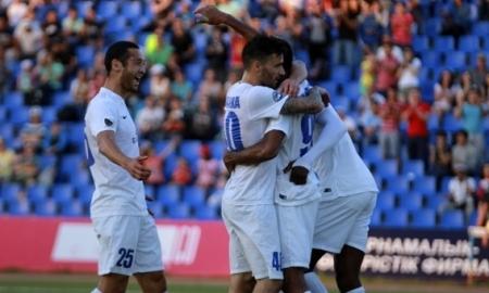 Отчет о матче Премьер-Лиги «Иртыш» — «Актобе» 4:1