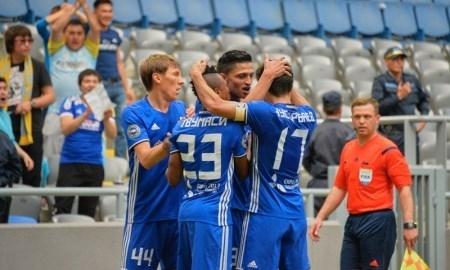 Отчет о матче Премьер-Лиги «Астана» — «Иртыш» 1:1
