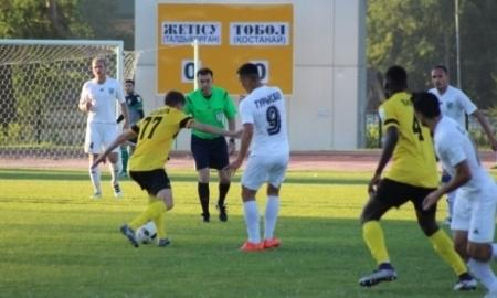 Отчет о матче Премьер-Лиги «Жетысу» — «Тобол» 0:1