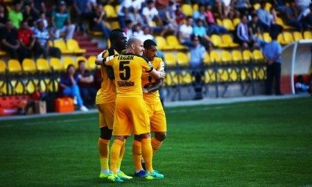 Отчет о матче Премьер-Лиги «Актобе» — «Кайрат» 2:6