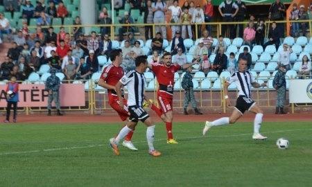 Отчет о матче Премьер-Лиги «Шахтер» — «Акжайык» 3:1
