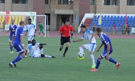 Отчет о матче Премьер-Лиги «Ордабасы» — «Окжетпес» 2:2