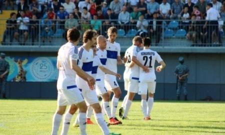 Отчет о матче Премьер-Лиги «Окжетпес» — «Актобе» 4:1