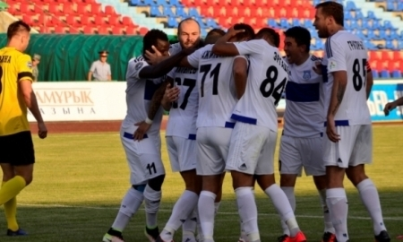 Отчет о матче Премьер-Лиги «Тараз» — «Тобол» 2:0
