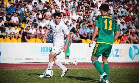 Отчет о матче Премьер-Лиги «Атырау» — «Тобол» 0:0