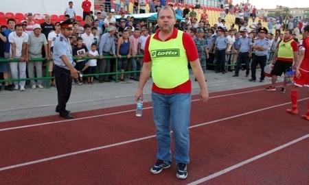 Гендиректор «Актобе» Васильев угрожает судьям своими неограниченными возможностями в Казахстане