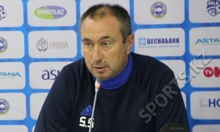 Станимир Стоилов: «Будем биться до конца и не надеяться на лотерею»