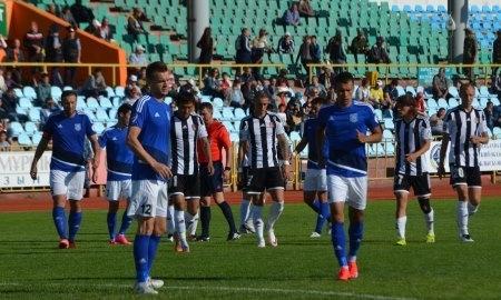 Отчет о матче Премьер-Лиги «Шахтер» — «Тараз» 0:1