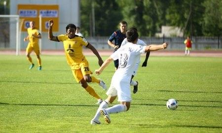 Отчет о матче Премьер-Лиги «Жетысу» — «Кайрат» 1:1