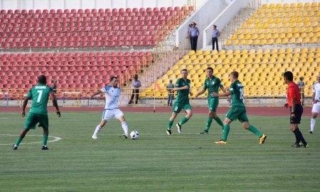 Отчет о матче Премьер-Лиги «Ордабасы» — «Атырау» 2:1